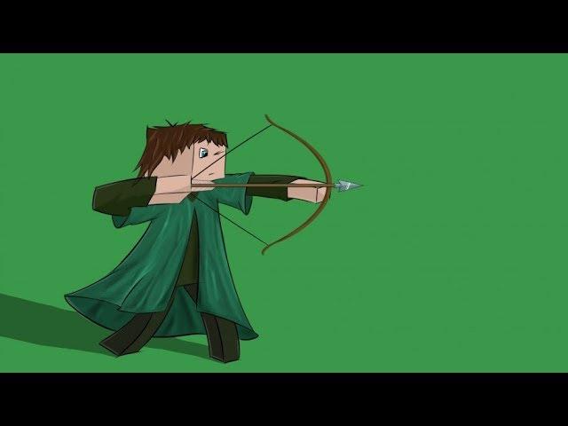 Monster School: Archery Challenge - Minecraft Animation
