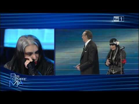Loredana Bertè intervista'Per Sempre Mia Martini' 5 p.