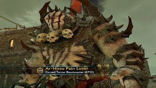 Shadow of War - MAX Level 1000 Fortress Siege & LEGENDARY Overlord Boss Pro Gameplay