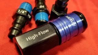 Kobalt High Flow Fittings Kit