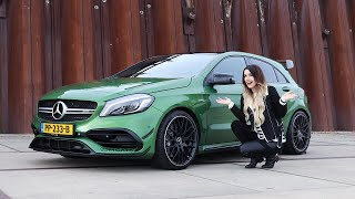 Mercedes-AMG A45 Performance - (Car Experiences)
