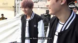 [BANGTAN BOMB] BTS does a funny imitation of V. - BTS (방탄소년단)