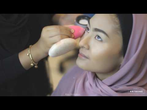 wany hasrita Menahan rindu ( version makeup) by artbonestudio