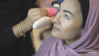 wany hasrita Menahan rindu ( version makeup) by artbonestudio