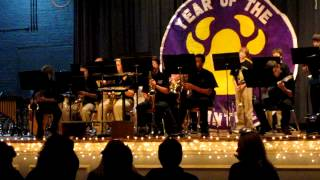 Madison Middle Jazz Band-Bad Romance