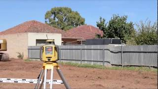 Topcon Rl H4C Laser Level - How To Use ?