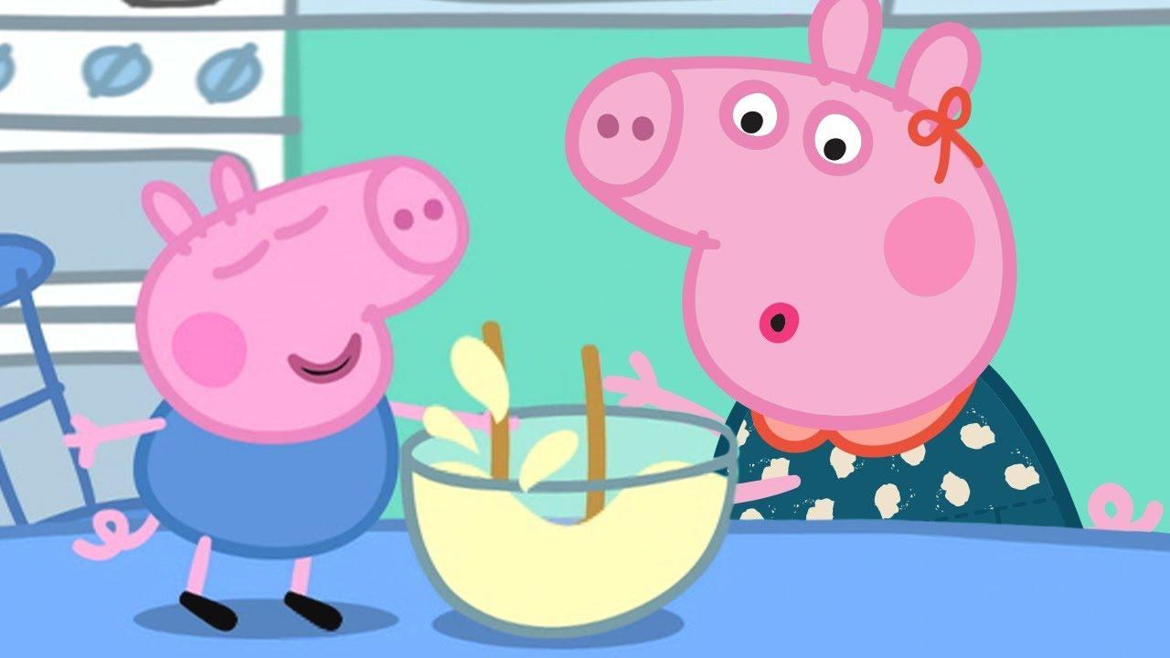 peppa wutz peppa macht pfannkuchen peppa pig deutsch neue folgen cartoons f r kinder. Black Bedroom Furniture Sets. Home Design Ideas