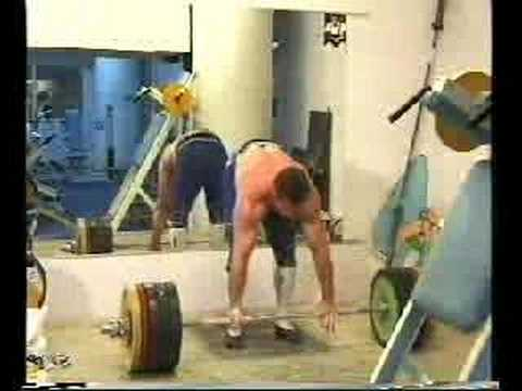 Jouko Ahola Deadlift