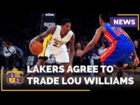 Lakers Trade Lou Williams To The Houston Rockets, Get First Round Pick