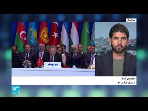 أردوغان يرفض وقف إطلاق النار بسوريا ويدعو القوات الكردية لإلقاء السلاح  - نشر قبل 23 دقيقة
