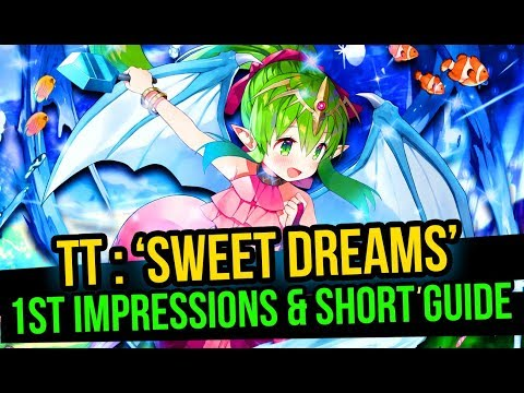 FEH Tempest Trials Sweet Dreams First Impressions and Short Guide! Fire Emblem Heroes