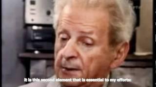 Emmanuel Levinas: Being in the Principle of War (English Subtitles) Thumbnail