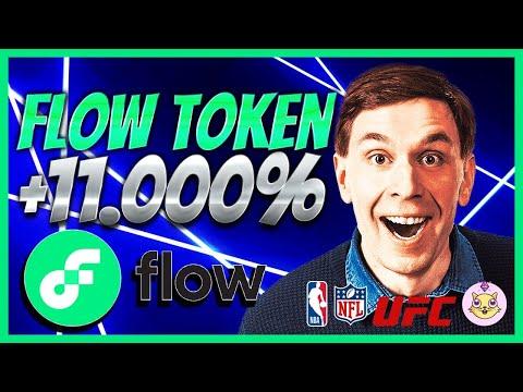 🔮 EL FAMOSO +11.000% DE FLOW TOKEN Y SU PREDICCIÓN - ✅ ¿QUÉ ES FLOW? ¿CÓMO FUNCIONA FLOW? 😱