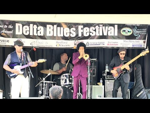 Delta Blues Festival 2017:  Lionel Young Band