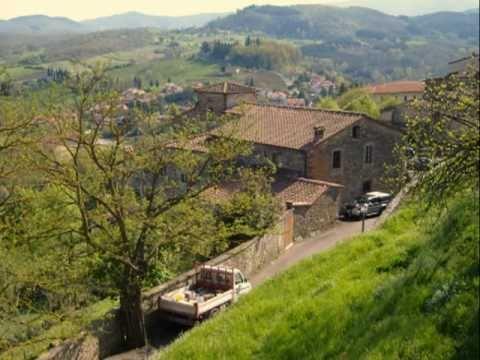 Poppi (AR) Toscana Italia / IL Borgo, IL Castello e Lo Zoo