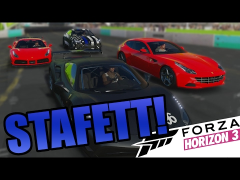 AFTER PARTY (Norsk Forza3)