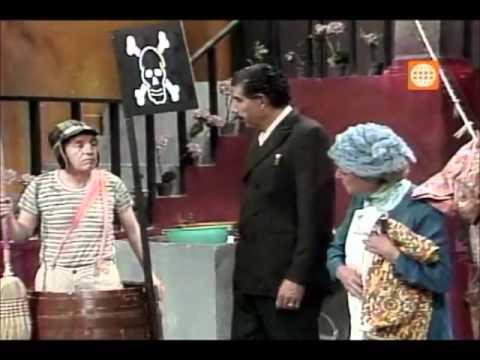 Clube Do Chaves Brincando De Piratas Com O Nhonho