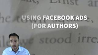 facebook ads for authors interest targeting