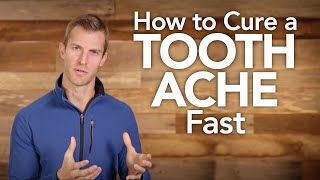 Home Remedies for Toothache Relief | Dr. Josh Axe