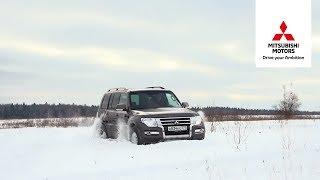 Mitsubishi Motors - Работа Super Select