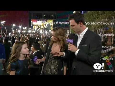Mackenzie Foy - Yahoo! Movies Interview