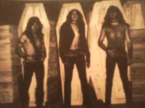 CERBERO -  en vivo 1986. demo completo (Argentina)