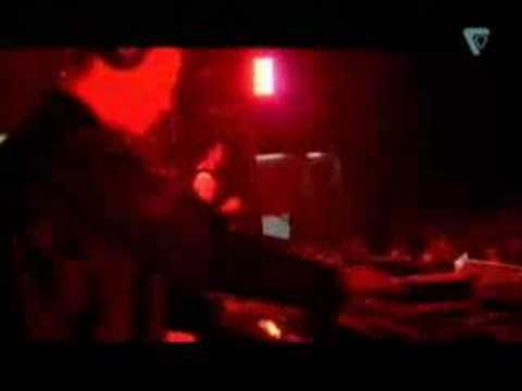 Alec Empire. The Ride (live)