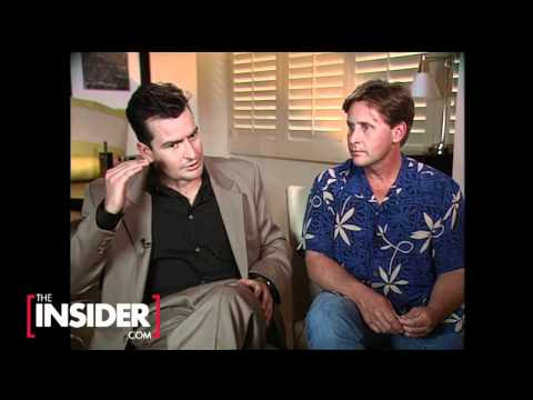 TheInsider Charlie Sheen is 'Rated X'
