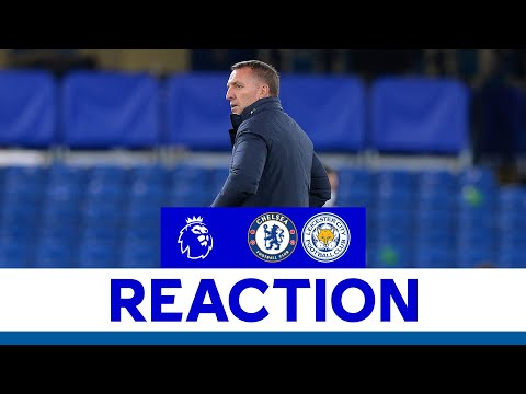'Let's Learn & Recover For Sunday' - Brendan Rodgers | Chelsea 2 Leicester City 1 | 2020/21