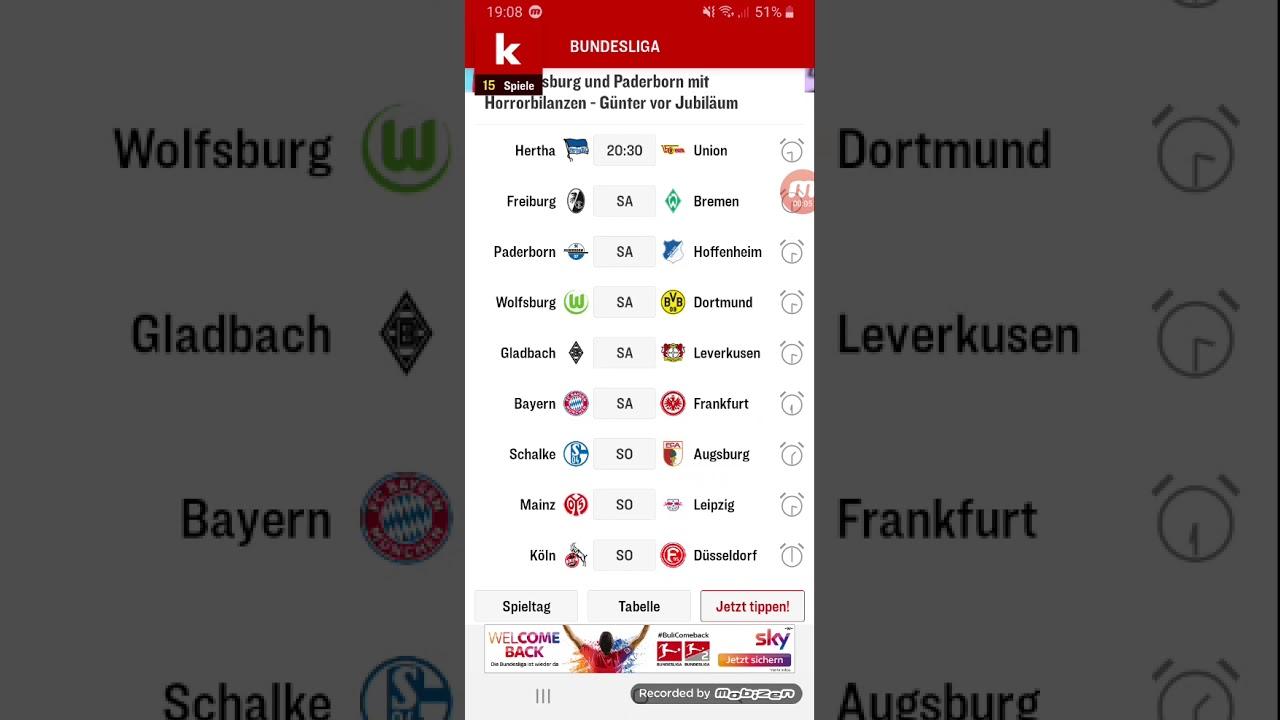 Bundesliga Tipps 27 Spieltag