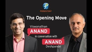 Deep, insightful and powerpacked talk show with Vishy Anand