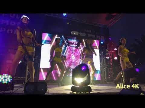 【Alice 4K】Taiwan Superstar HOT Q GIRLS Kaohsiung Qijin Full Moon-8