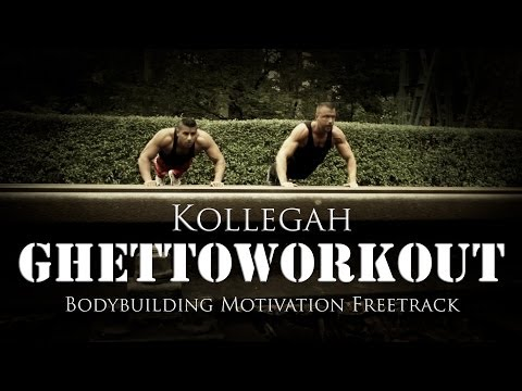 Kollegah - Ghettoworkout (Bodybuilding Motivation Freetrack) (Prod. by Hookbeats & Phil Fanatic)