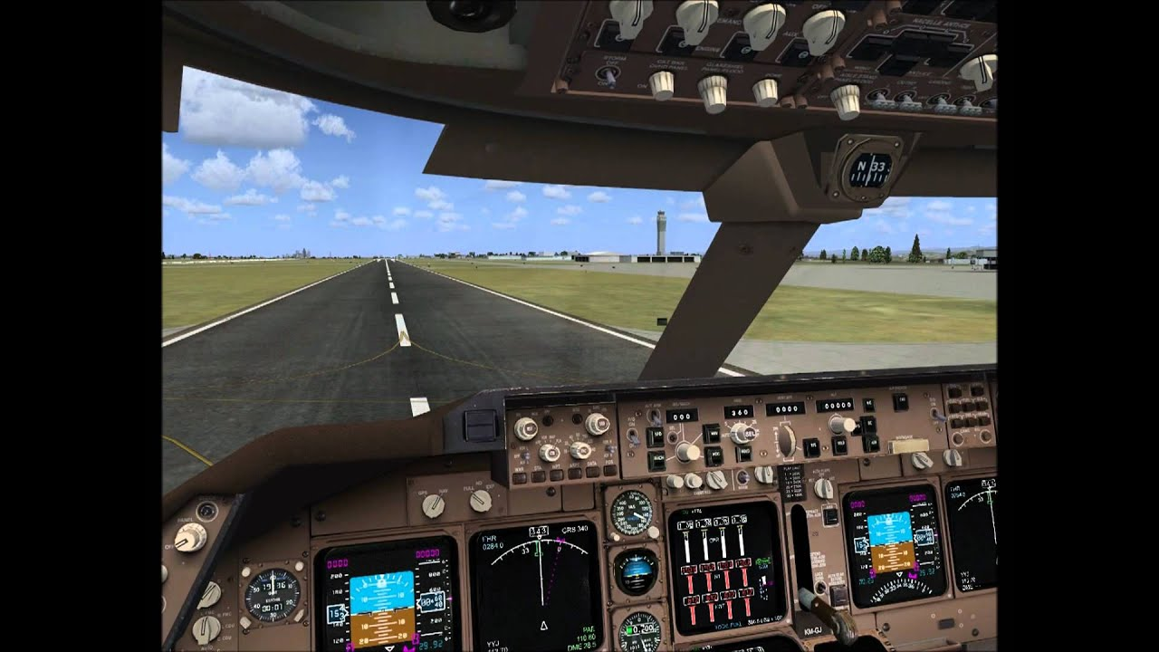 3D Real Cockpit Effect For FSX