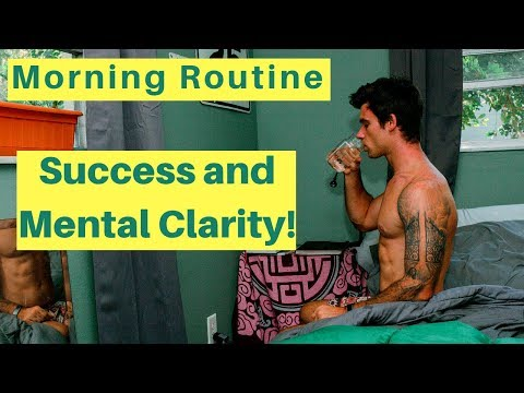 The Successful Morning Routine For Mental Clarity And Effectiveness