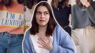 My Biggest Capsule Warḋrobe Regrets... Don't Make These Mistakes! | Lucy Moon