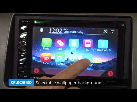 Blaupunkt San Jose 120 Display and Controls Demo | Crutchfield Video