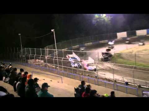 Giovanni Scelzi 5/15/15 Main Event Plaza Park Raceway Visalia