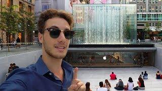 Eccovi l'Apple Store di Piazza Liberty!