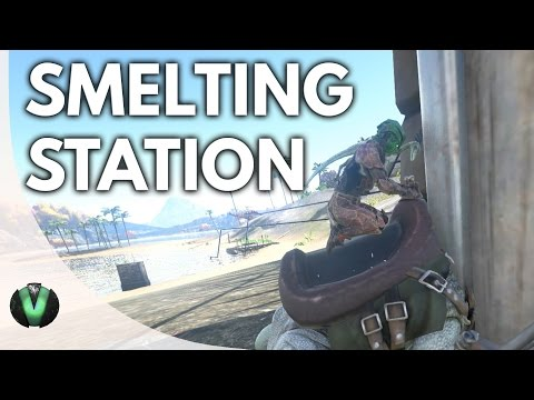 ARK Survival Evolved | Season 5 | SMELTING STATION