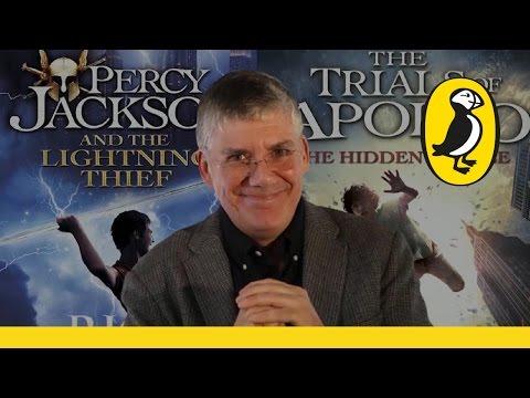 Puffin Virtually Live | Rick Riordan