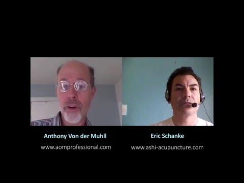 Acupuncture Training-Anthony Von der Muhll on Treating the S