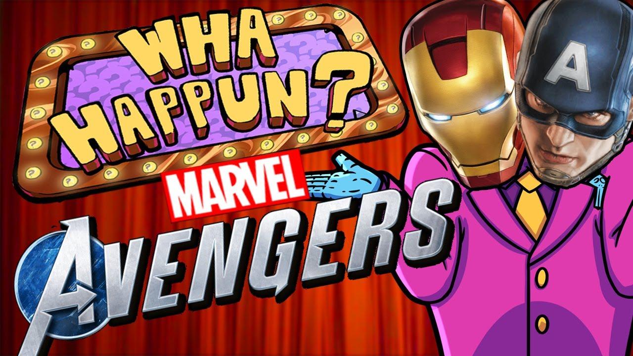 Download Marvel's Avengers - What Happened?