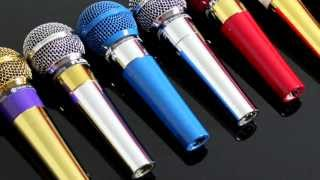 FLOW custom microphones from Music Computing - Overview