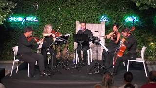 Mozart - Clarinet Quintet, K. 581  - 2. Larghetto - Anthony Friend & Philharmonia Chamber Players