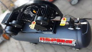 Двухпоршневой компрессор Парма K-2200/100PМ