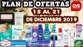 Plan De Ofertas Para CVS 12/15/19 al 12/21/19📝💗 🔥Productos Gratis🔥