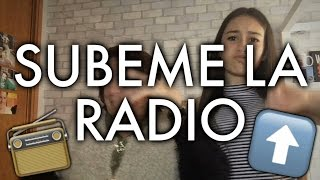 Subeme la radio - Enrique Iglesias ft. Descemer Bueno, Zion & Lennox | Videostar!