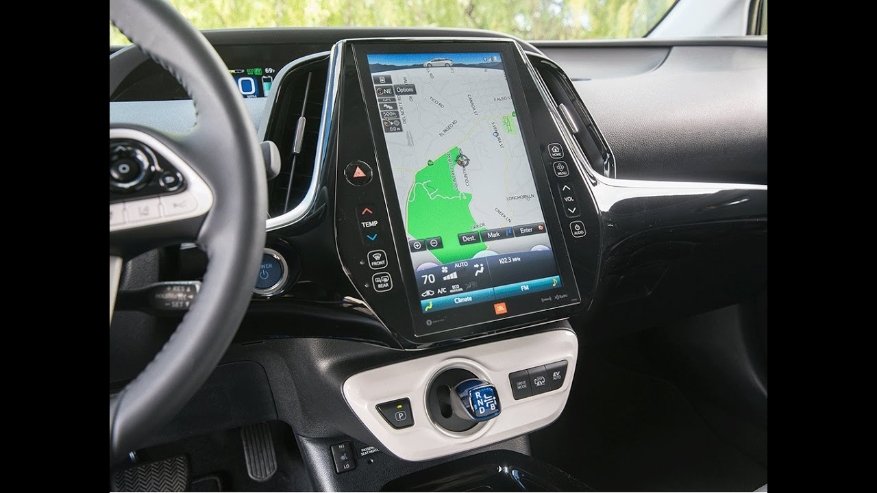 2017 Toyota Prius Prime Amazing 11 6 Quot Hd Screen With