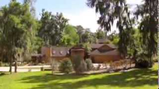 Pond View Farm Equestrian Estate For Sale Ocala Florida